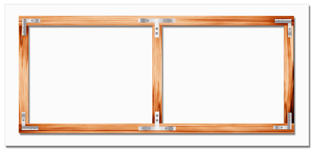 Building A Fixed Frame Screen - PSM Screens - Projector Screen ...